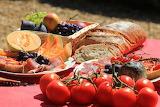 Gastronomie du Lubéron-France