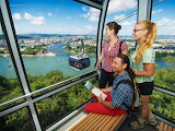 Cable car in Koblenz