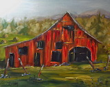 ^ My Old Red Barn