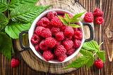 ☺♥ Raspberries...