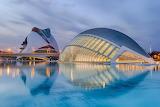 Valencia Spain Architecture