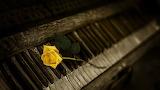 Vecchio pianoforte romantico