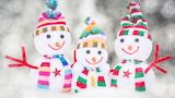 ^ Three Snowmen