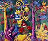 Kenny Scharf Art