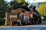 Durango and Silverton Locomotive #