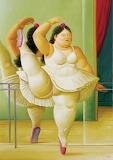 La Ballerina - Fernando Botero