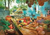 Cucina di campagna