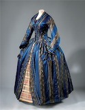 Sarah Polk Dress, 1847 (from James K. Polk Memorial Association)