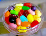 Dish of Jelly Beans