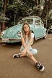 Vintage Volks Wagen Clasico