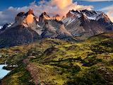 Torres del Paine,Patagonia,Chile