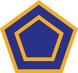 55th Infantry Division - Phantom formation WW2