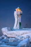 phare gelé