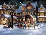 ^ Christmas Caroling