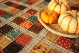 ^ Fall mini quilt