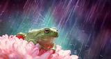 #Stuck in the Rain