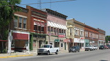 Downtown Clinton-Indiana