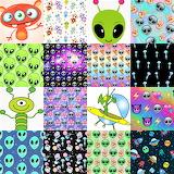 #Alien Collage