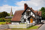 Cottage in Ombersley, Worcestershire