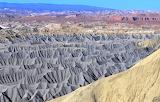 North Caineville Mesa, Utah