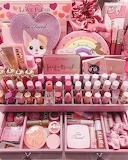 Pink & Peachy