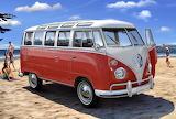 VW Bulli Samba