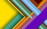 colorful strips, abstract