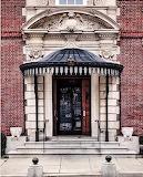Architecture Washington DC door