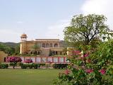 Kanak Vrindavan, Jaipur, Rajasthan, India
