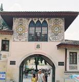 Khan's Palace North Gate