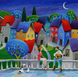 Fly me to the moon - Iwona Lifsches