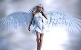 Modern Angel Art