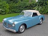 1949 Fiat 1100 Cabriolet by Farina