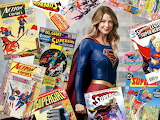 Supergirl '60s-Now Jigsaw