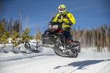 Man-ski-doo-snowmobile-snow-winter