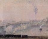 Pissarro,  Fog Effect, 1898