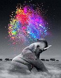 Fantasy-elephant