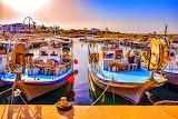 Fishing Boats, Cyprus