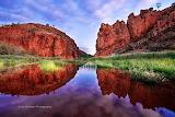 Julie Fletcher Photography Glen Helen Gorge Northern Territory