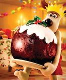 Gromit Christmas Pudding