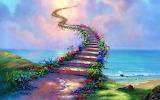 Escalera infinita , fantasia