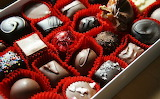 #Valentine Chocolate Box