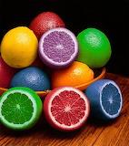 Shades of citrus
