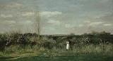 "Charles-François Daubigny ""Spring"""