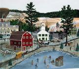 Art Ice fun in open winter by Bob Fair