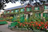 Museums - Monets House and Garden - Giverny France