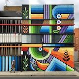 street art by B. Eastman