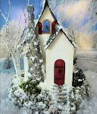Winter House by Pam McDonald