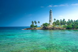 Pointe de Galle Lighthouse, Sri Lanka