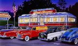 Red Arrow Diner - Bruce Kaiser